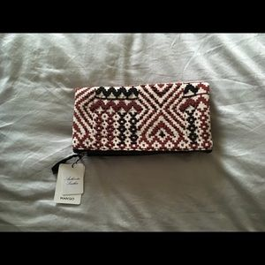 🆕Mango Clutch which is a French brand very rare!